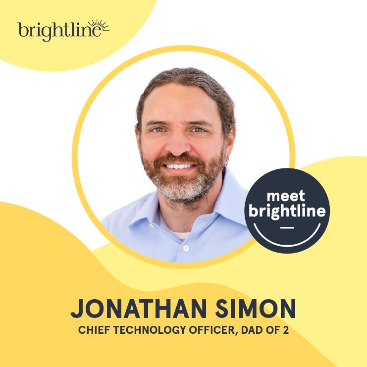 Brightline CTO Jonathan Simon