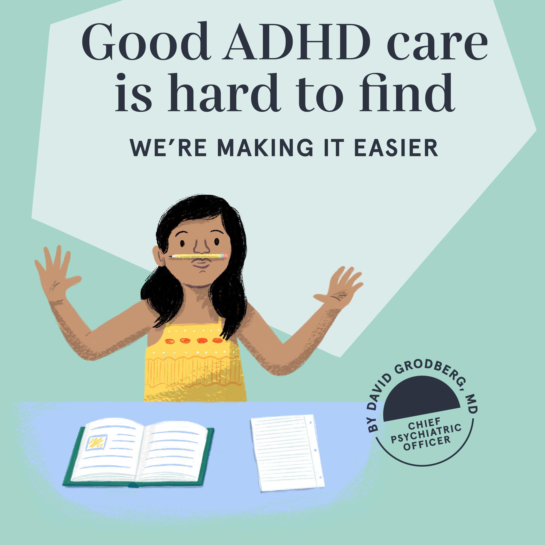 Brightline comprehensive care for ADHD