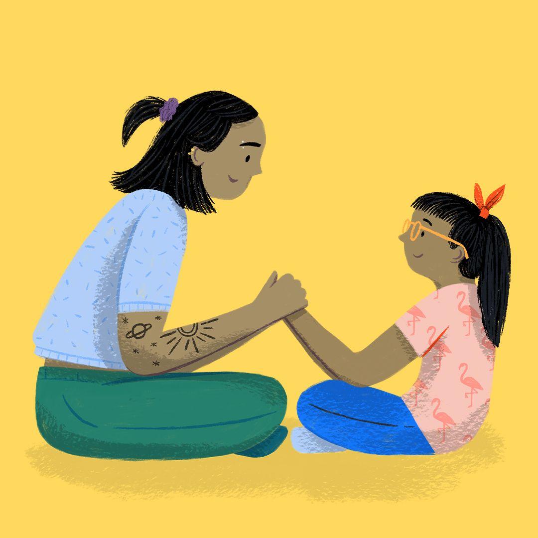 Brightline pediatric behavioral health solution