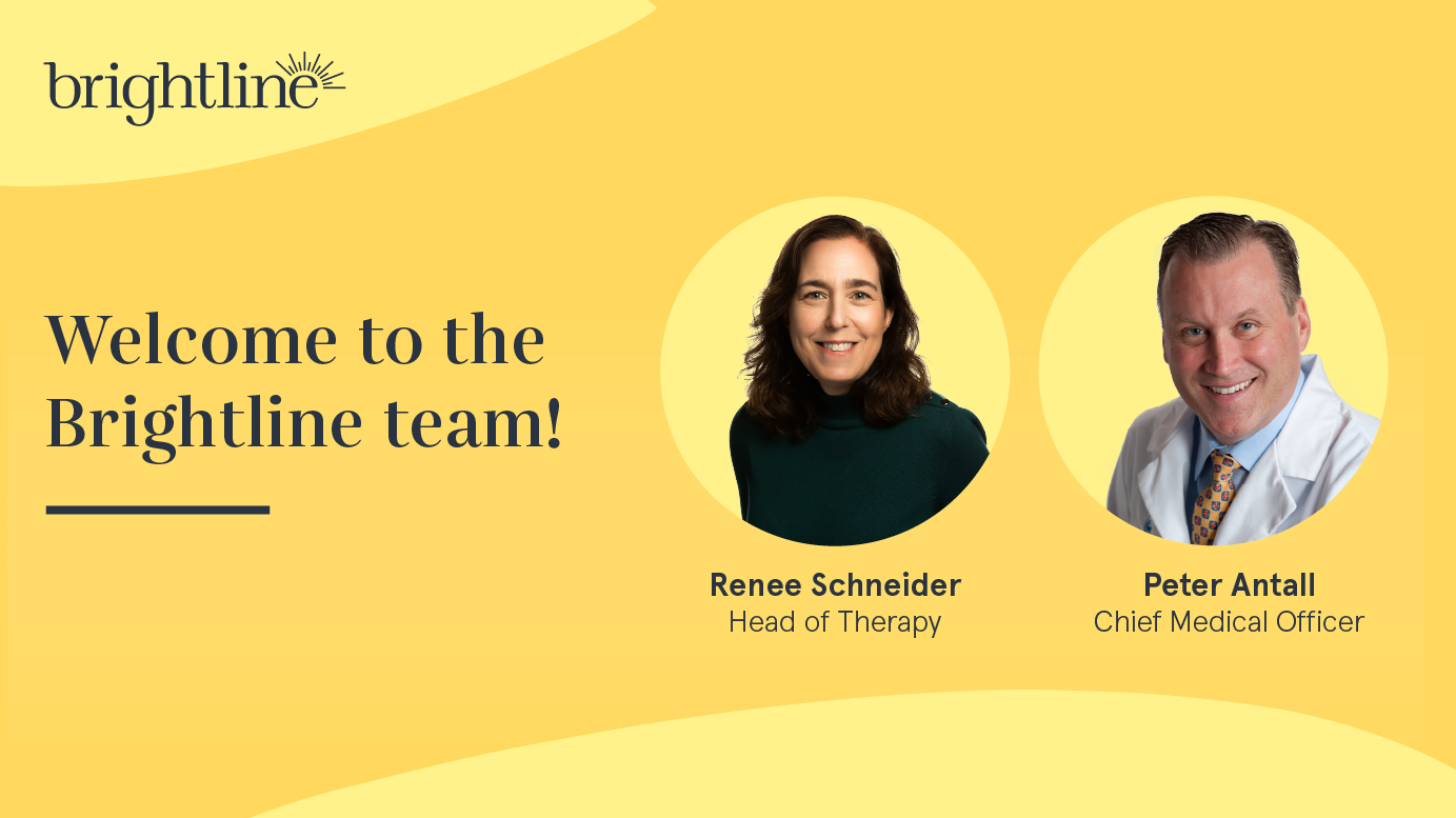 Brightline clinical leadership team