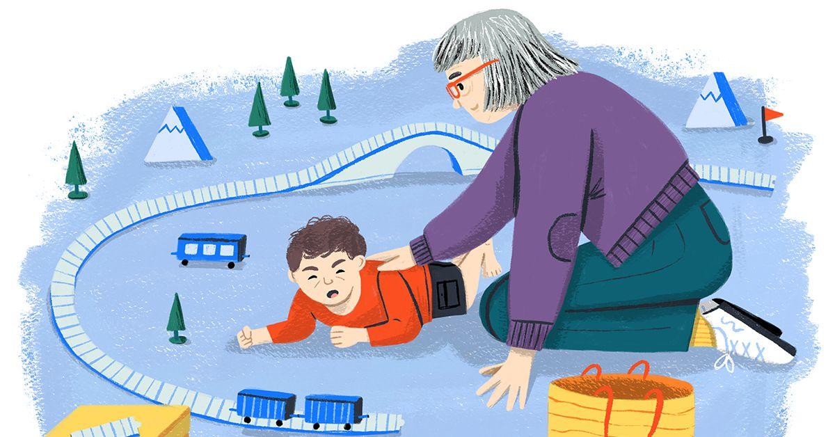 pediatric disruptive behavior