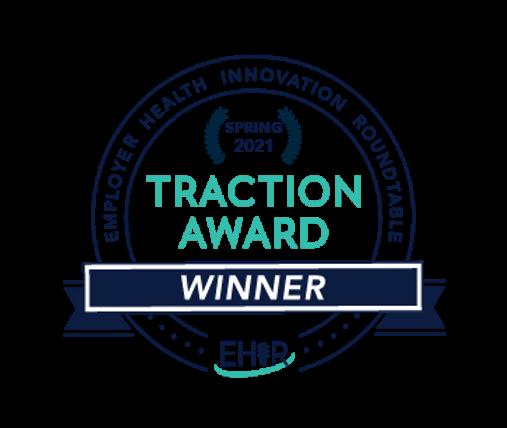 Traction Award Winner